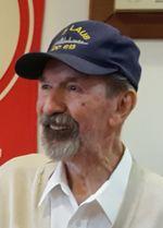 """Arthur Joseph """"Pat""""  Barber Jr."""
